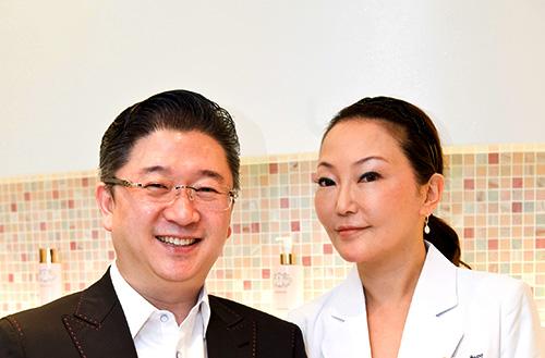 Dr 衣理と、スレッドリフト第一人者Dr クォン氏との二日間に渡る