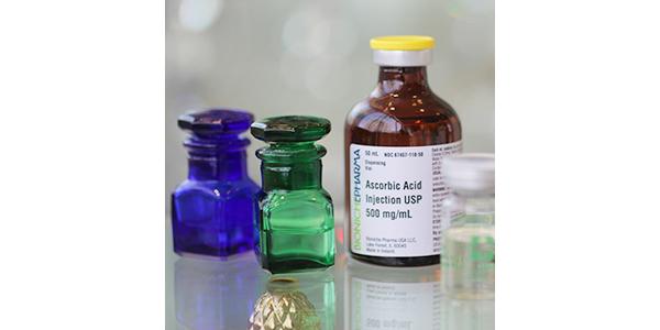 点滴使用薬剤 イメージ
