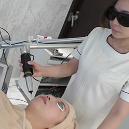 Revlite Laser Toning – Eri Clinic Omotesando イメージ
