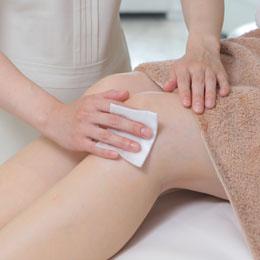 膝ビューティコース イメージ