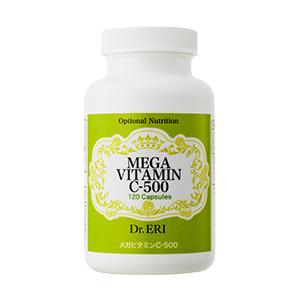 Mega Vitamin C 500【120 viên】 イメージ