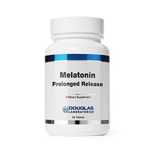 Melatonin PR (Hormone in the body to help you fall asleep)【60 tablets】 イメージ