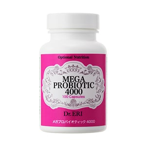 MegaProbiotics 4000【100 iên】 イメージ