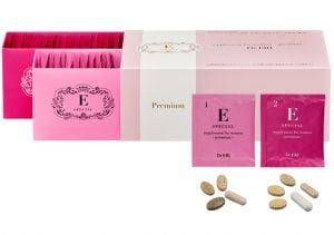Advanced synthetic supplement package for women 【Advanced package 1, advanced package 2, 30 packs each】 イメージ