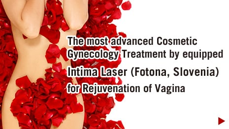 The most advanced Aesthetic Gynecology Anti-aging Treatment