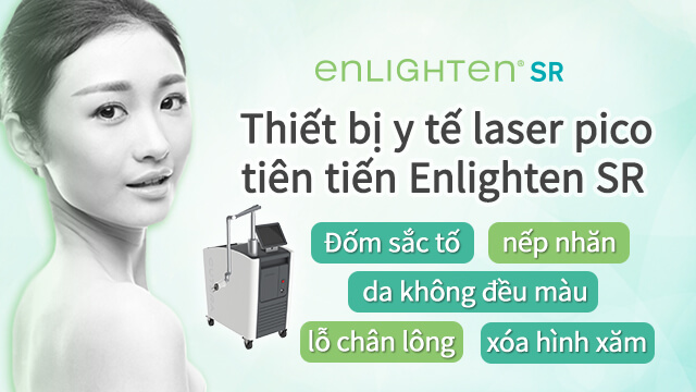 EnLighten SR(Pico Laser)