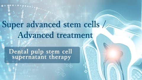Dental pulp stem cell therapy